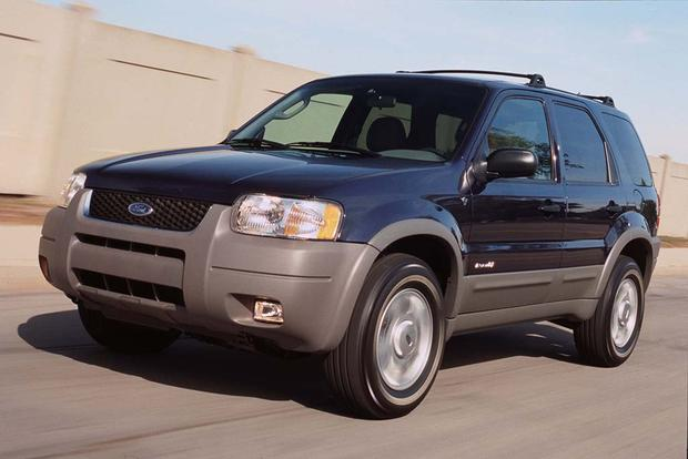 2001 2007 Ford Escape Vs 2001 2005 Toyota Rav4 Which Is