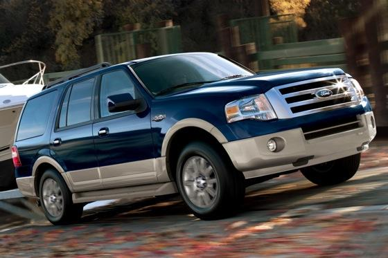 2013 Ford Expedition: New Car Review featured image large thumb0