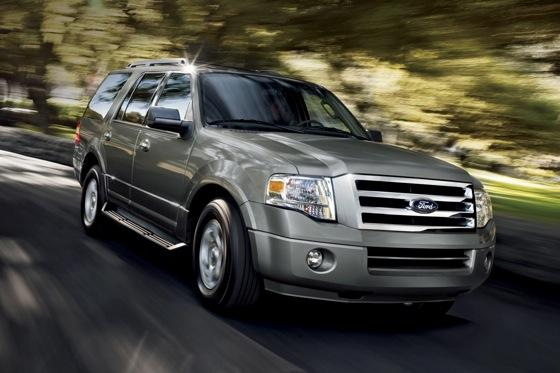 2013 Ford Expedition: New Car Review featured image large thumb1