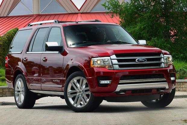 2014 Vs 2015 Ford Expedition What S The Difference Autotrader
