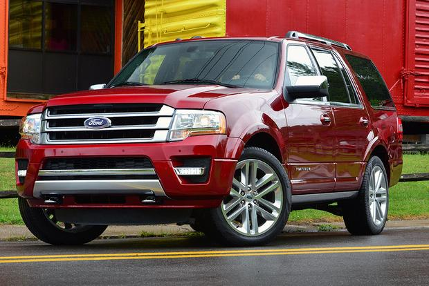 2014 vs  2015 Ford Expedition: What's the Difference
