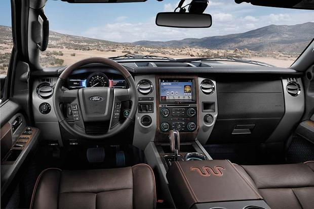 2016 Ford Expedition: New Car Review featured image large thumb5