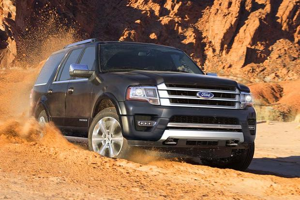 2016 Ford Expedition: New Car Review featured image large thumb1