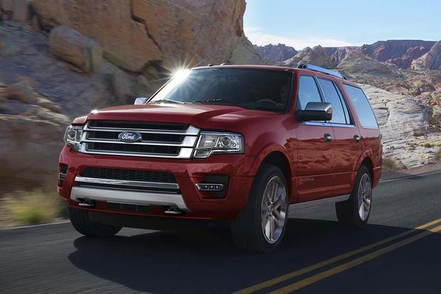 2016 Ford Expedition: New Car Review