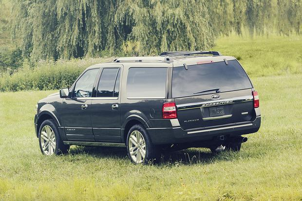2017 ford expedition new car review autotrader. Black Bedroom Furniture Sets. Home Design Ideas