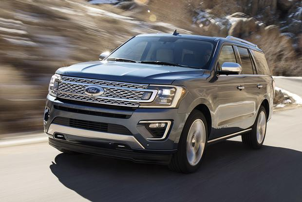 New Ford Cars >> 2018 Ford Expedition New Car Review Autotrader