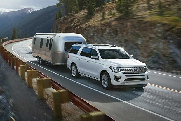 2018 Ford Expedition: New Car Review featured image large thumb2