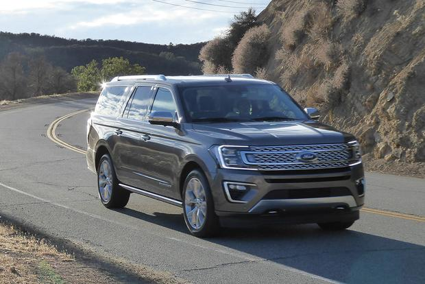 2018 Ford Expedition: First Drive Review featured image large thumb2