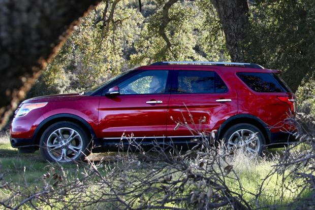 2011 Ford Explorer: Used Car Review featured image large thumb0