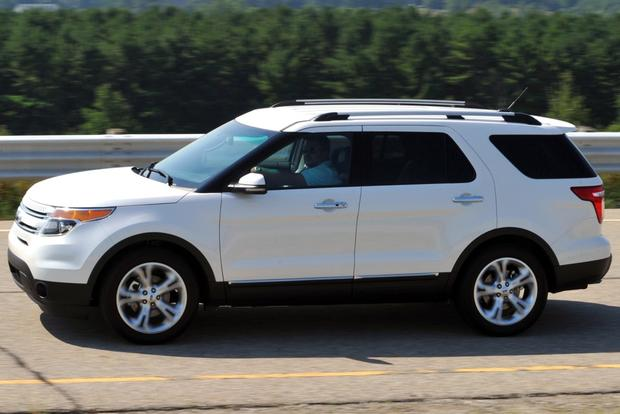 2012 Ford Explorer: Used Car Review featured image large thumb1