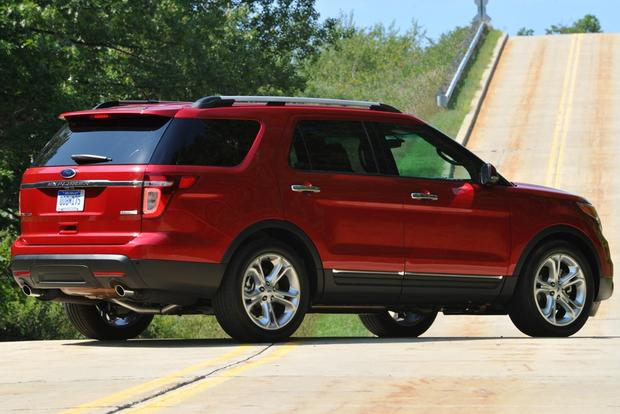 2012 Ford Explorer: Used Car Review featured image large thumb2