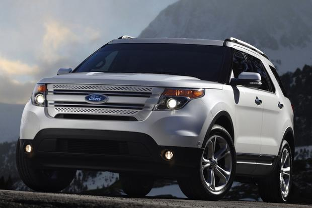 We Quot Like Quot The 2013 Ford Explorer Sport Autotrader
