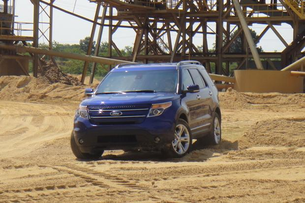 2012 Ford Explorer: Real World Test