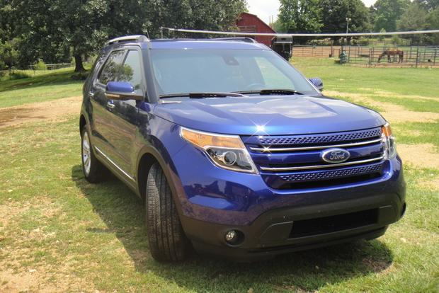 2012 Ford Explorer: New Car Review featured image large thumb1
