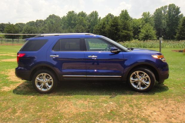 2012 Ford Explorer: New Car Review featured image large thumb14