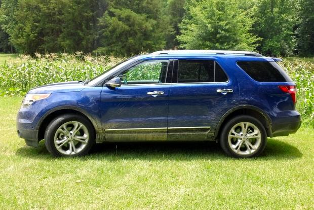 2012 Ford Explorer: New Car Review featured image large thumb16