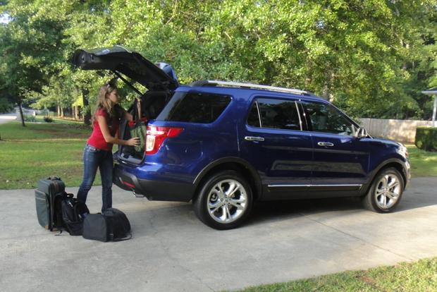 2012 Ford Explorer: New Car Review featured image large thumb17