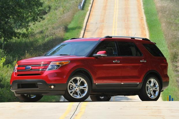 2012 Ford Explorer: New Car Review featured image large thumb2