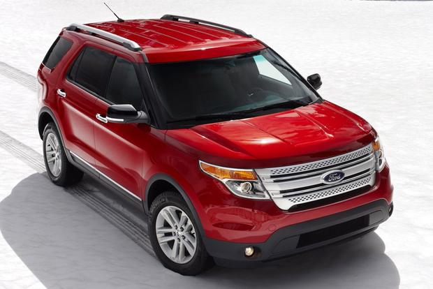 2012 Ford Explorer: New Car Review featured image large thumb4