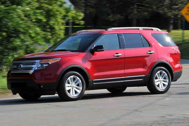 2012 Ford Explorer: New Car Review featured image large thumb5