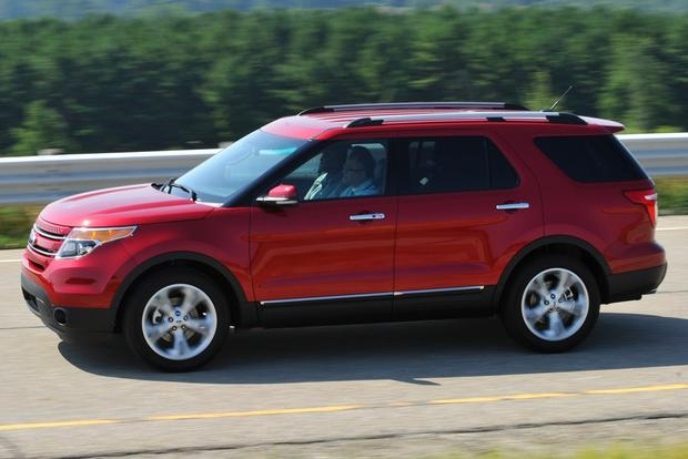 2012 Ford Explorer: New Car Review featured image large thumb7