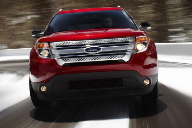 2012 Ford Explorer: New Car Review featured image large thumb8