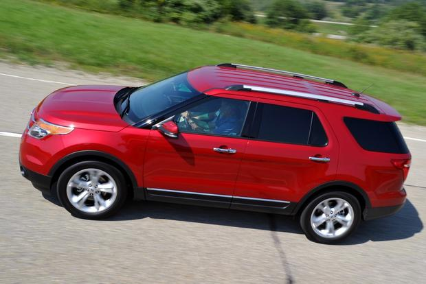 2012 Ford Explorer: New Car Review featured image large thumb9