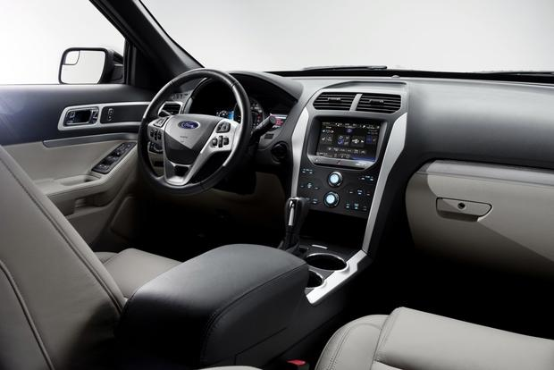 2012 Ford Explorer: New Car Review featured image large thumb12
