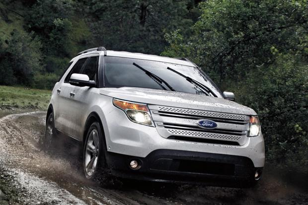 2013 Ford Explorer: New Car Review featured image large thumb13