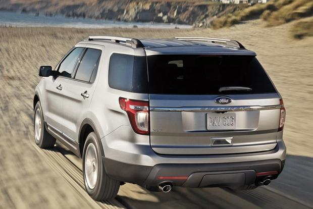 2013 Ford Explorer: New Car Review featured image large thumb14