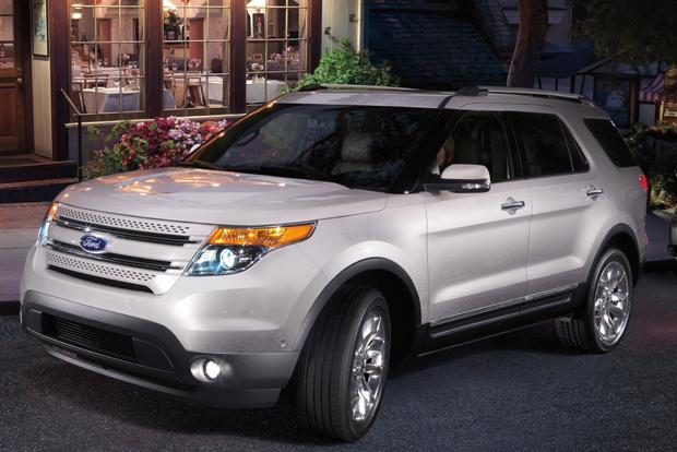 2013 Ford Explorer: New Car Review featured image large thumb15