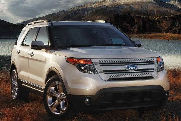 Ford Explorer Towing Capacity >> 2013 Ford Explorer: New Car Review - Autotrader