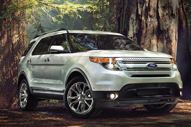 2014 Ford Explorer Towing Capacity >> 2013 Ford Explorer: New Car Review - Autotrader