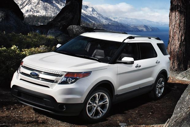 2013 Ford Explorer: New Car Review featured image large thumb4