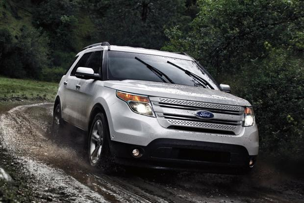 2013 Ford Explorer: New Car Review featured image large thumb6