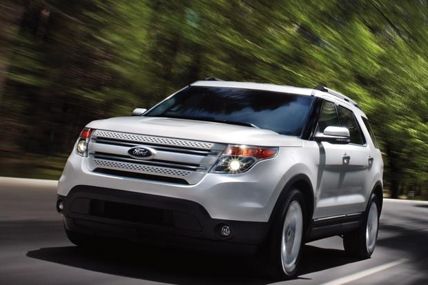2013 Ford Explorer: New Car Review featured image large thumb7