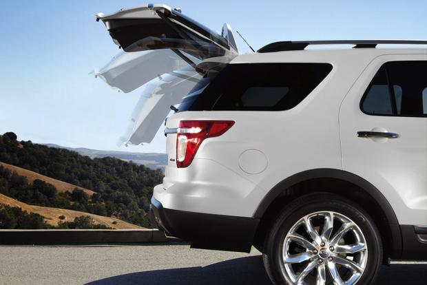 2013 Ford Explorer: New Car Review featured image large thumb8