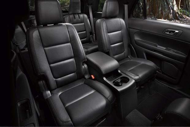 28 Ford Explorer Captains Chairs 2017