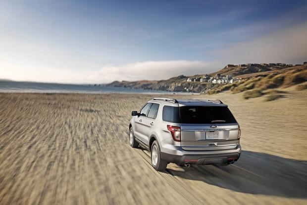 2014 Ford Explorer: New Car Review featured image large thumb0