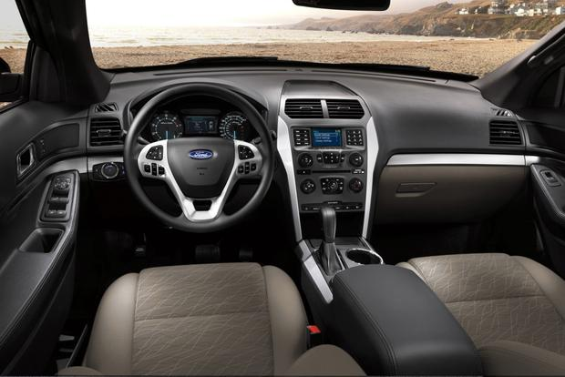 2014 Ford Explorer: New Car Review featured image large thumb3