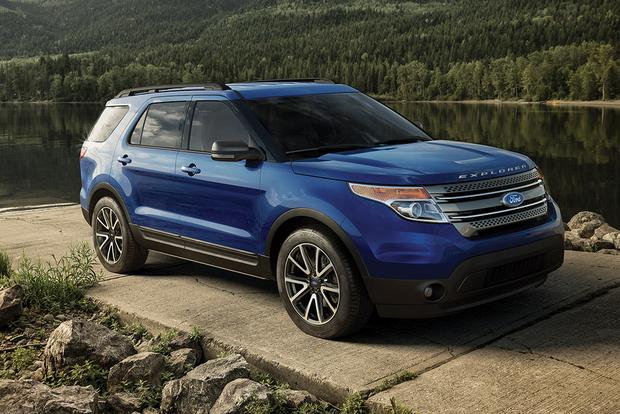 2016 Ford Explorer Mpg >> 2015 Ford Explorer New Car Review Autotrader