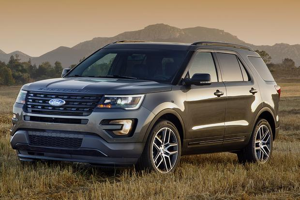 2015 Vs 2016 Ford Explorer What S The Difference