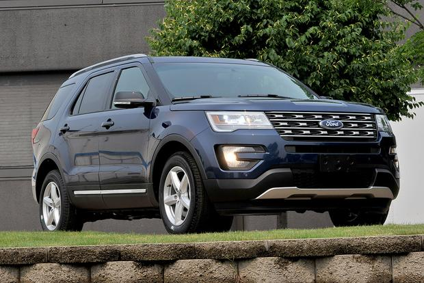 2016 Ford Explorer: Used Car Review featured image large thumb2