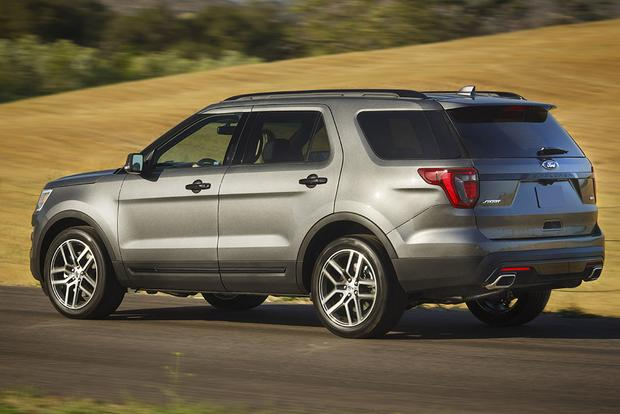 2016 Ford Explorer New Car Review Autotrader