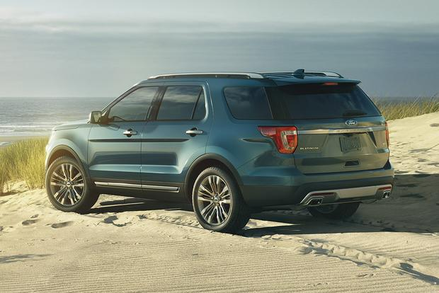 2018 Ford Explorer: New Car Review featured image large thumb1
