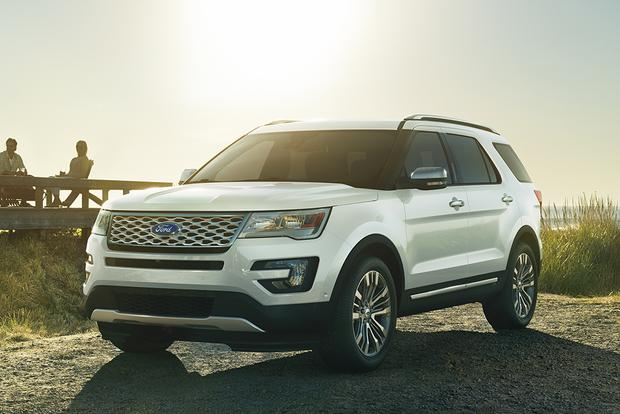 2018 Ford Explorer: New Car Review featured image large thumb4