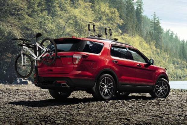 2018 Ford Explorer: New Car Review featured image large thumb0
