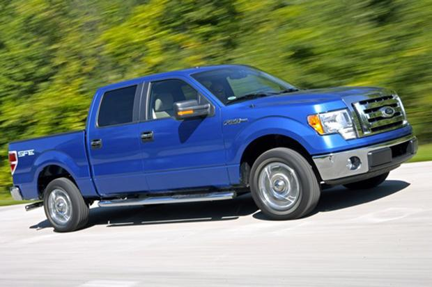 2010 ford f-150: used car review - autotrader