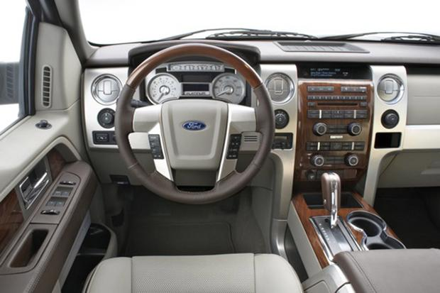 2010 Ford F 150 Used Car Review Autotrader