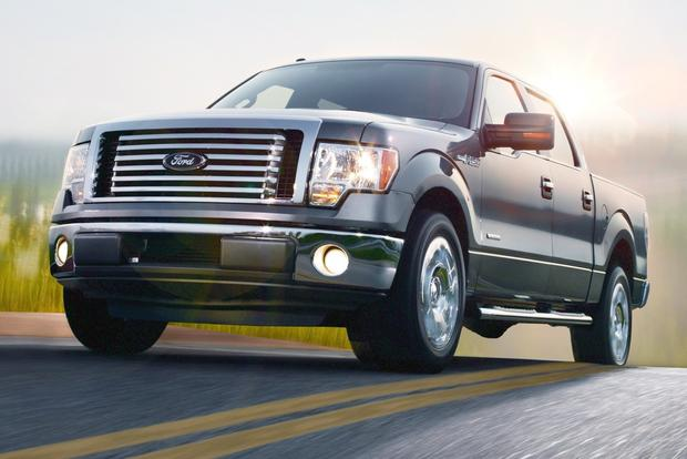 2012 Ford F150: New Car Review
